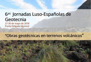 6as Jornadas Luso-Españolas de Geotecnia