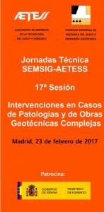17ª JORNADA TÉCNICA SEMSIG-AETESS