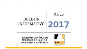 BOLETÍN INFORMATIVO 2017