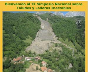 IX Simposio Nacional sobre Taludes y Laderas Inestables