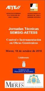 JORNADA TÉCNICA SEMSIG AETESS @ Escuela Politécnica de Mieres